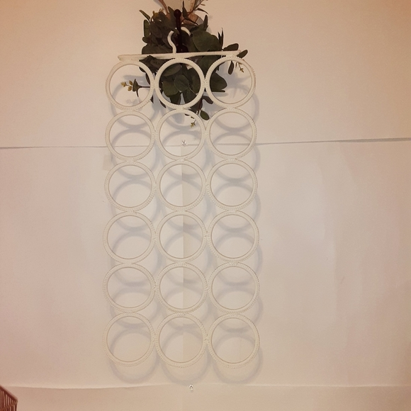 IKEA Scarf Belt Accessory Organizer NWOT